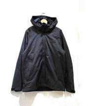 MARMOT(マーモット)の古着「ナノプロヘザーリッジジャケット」 グレー