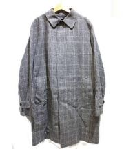 Brooks Brothers(ブルックスブラザーズ)の古着「ライナー付カシミヤ混コート」|グレー