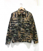 FULLCOUNT(フルカウント)の古着「TIGER CAMO 2nd JKT」|カモフラージュ