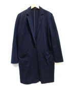 22 OCTOBRE(22オクトーブル)の古着「チェスターコート」|ネイビー