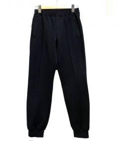 COMME des GARCONS(コムデギャルソン)の古着「スウェットパンツ」|ブラック