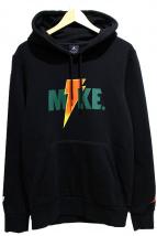 NIKE(ナイキ)の古着「MIKE FLECE PO2」|ブラック