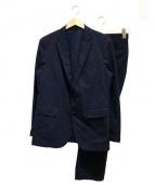 JOSEPH HOMME(ジョセフ オム)の古着「セットアップスーツ」|ネイビー