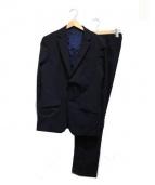 Psycho Bunny(サイコバニー)の古着「セットアップスーツ」|ブラック