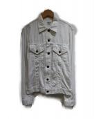 orSlow(オアスロウ)の古着「デニムジャケット」 ホワイト
