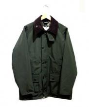 Barbour(バブアー)の古着「ビデイルジャケット」|オリーブ