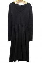 DKNY(ダナキャランニューヨーク)の古着「ニットワンピース」