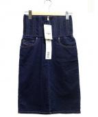 DIESEL(ディーゼル)の古着「デニムタイトスカート」|インディゴ
