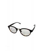 SABLE CLUTCH(セーブルクラッチ)の古着「眼鏡」|ブラウン