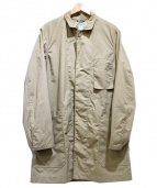 SASSAFRAS(ササフラス)の古着「WHOLE LEAF COAT」|ベージュ