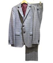 TAKEO KIKUCHI(タケオ キクチ)の古着「セットアップスーツ」|グレー