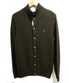 BURBERRY BLACK LABEL(バーバリーブラックレーベル)の古着「ニットカーディガン」