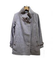 GALLERY VISCONTI(ギャラリービスコンティ)の古着「袖リボンコート」