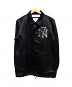 NEXUSVII(ネクサスセブン)の古着「コーチジャケット」|ブラック