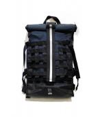 chrome(クローム)の古着「ロールトップバックパック」|ネイビー×ブラック