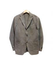 BOGLIOLI(ボリオリ)の古着「ブレザー」|グレー