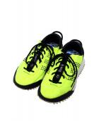 adidas×alexander wang(アディダス×アレキサンダーワン)の古着「AW HIKE LO」|ライムイエロー