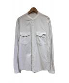 EDITIONS M.R(エディションズ エムアール)の古着「長袖シャツ」 ホワイト