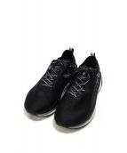 BRAND BLACK(ブランドブラック)の古着「ダッドスニーカー」|ブラック