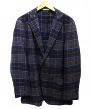 ETONNE(エトネ)の古着「ウールテーラードジャケット」