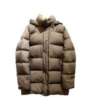 Gymphlex(ジムフレックス)の古着「タフタロングダウンコート」