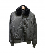 ALPHA(アルファ)の古着「B-15ジャケット」