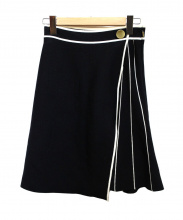 EPOCA(エポカ)の古着「トリミールニットスカート」
