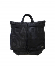 PORTER×HYSTERIC GLAMOUR(ポーター×ヒステリックグラマー)の古着「HELMET BAG」