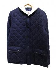 BEAVER(ビーバー)の古着「キルティングコート」
