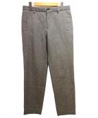 A.P.C.(アーペーセー)の古着「リネン混パンツ」|ベージュ