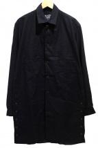 BLACK Scandal Yohji Yamamoto(ブラックスキャンダルヨージヤマモト)の古着「ロングシャツ」
