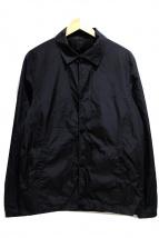 ACNE STUDIOS(アクネ ストゥディオズ)の古着「コーチジャケット」|ブラック