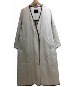 FIGARO Paris(フィガロ パリ)の古着「リネンコート」