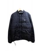 NEIGHBORHOOD(ネイバーフッド)の古着「ナイロンジャケット」 ブラック