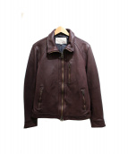 AVIREX(アヴィレックス)の古着「シープトラックジャケット」