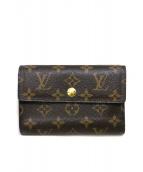 LOUIS VUITTON(ルイ・ヴィトン)の古着「3つ折り財布」