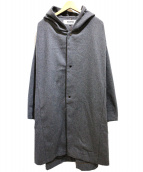 BASISBROEK(バーシスブルック)の古着「フーデッドコート」