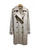 BARNYARDSTORM(バンヤードストーム)の古着「トレンチコート」|ベージュ