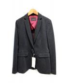 TOMORROW LAND collection(トゥモローランドコレクション)の古着「ジャージーテーラードジャケット」