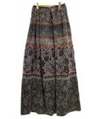 GARY GRAHM(ゲーリー グラハム)の古着「ドッキングロングスカート」