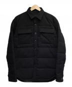 FAT(エフエーティー)の古着「中綿ジャケット」 ブラック