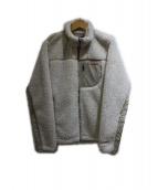 Columbia(コロンビア)の古着「アーチャーリッジウィメンズジャケット」|アイボリー×ピンク
