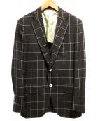 ISAIA(イザイア)の古着「テーラードジャケット」