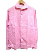 giannetta(ジャンネット)の古着「リネンシャツ」