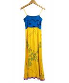 Juana de Arco(ホォアナ デ アルコ)の古着「キャミソールワンピース」