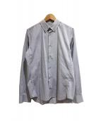 JIL SANDER(ジルサンダー)の古着「長袖シャツ」|ラベンダー