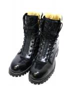 CHIPPEWA(チペワ)の古着「Fireman Boots」|ブラック