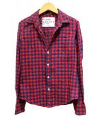 Frank&Eileen(フランクアンドアイリーン)の古着「ネルシャツ」