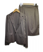UNITED ARROWS TOKYO(ユナイティッドアローズトウキョウ)の古着「セットアップスーツ」|オリーブ