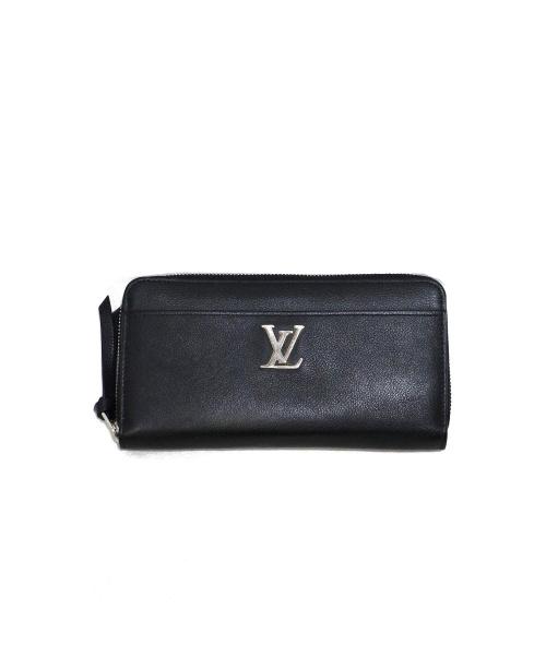 LOUIS VUITTON(ルイ ヴィトン)LOUIS VUITTON (ルイヴィトン) ジッピー・ロックミー ブラック サイズ:- ジッピー・ロックミー M62622 UB2138の古着・服飾アイテム